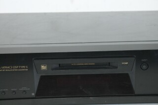 MDS-JE480 Black Mini Disc Player PUR1-RK-22-14330-BV 3