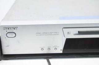MDS-JE480 Silver Mini Disc Player PUR1-RK-22-14329-BV 2