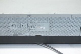 MDS-JE480 Silver Mini Disc Player PUR1-RK-22-14329-BV 8