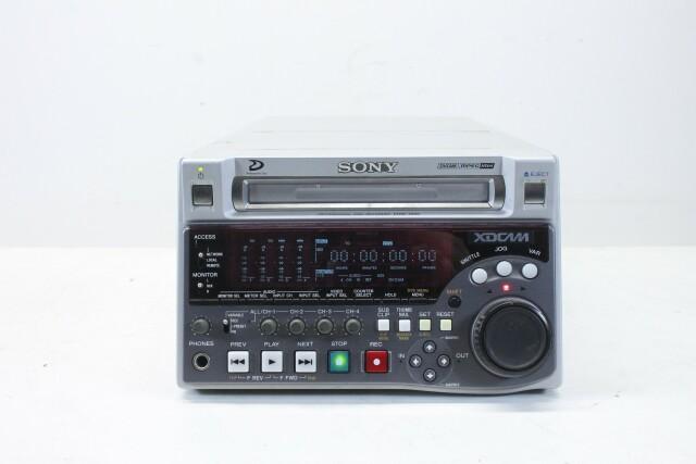 PDW-1500 Professional Disc Recorder (No.2) MVB1 L-14027-BV