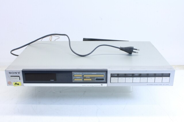 ST-JX44L FM Stereo FM/AM Tuner N-11507-BV