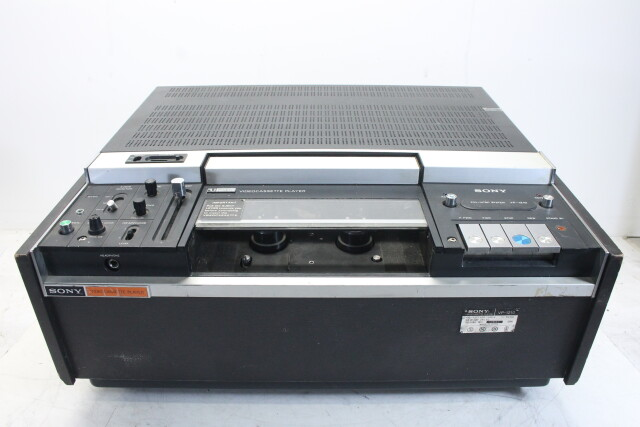 U-Matic Videocassette player VP1210 EV-Q-4664 NEW