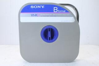 V1-KB 1 Inch High Band Master Video Tape 64min (No. 2) EV-P-4818 NEW