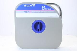 V1-KB 1 Inch High Band Master Video Tape 64min (No. 3) EV-P-4819 NEW