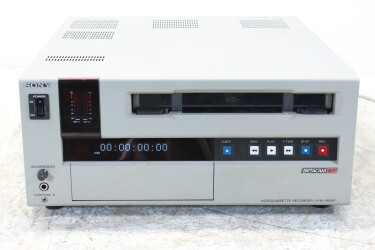 Video Cassette Player Model UVW-1800P EV-ZV-16-6394