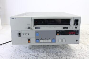 Videocassette Player VP-7040 U-matic TCE-ZV16-6667 NEW