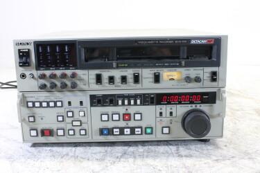 Videocassette recorder Betacam SP BVW-70P (No.1) EV-M-6399