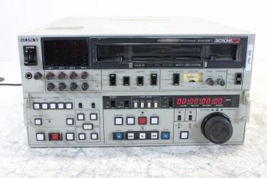 Videocassette recorder Betacam SP BVW-70P (no.2) EV-M-6401