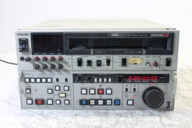 Videocassette recorder Betacam SP BVW-70P (no.3) EV-M-6402