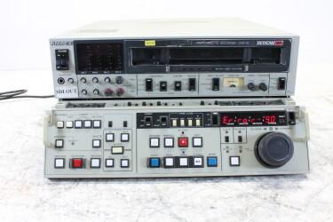 Videocassette recorder Betacam SP CVR-75 (w/error) EV-M-6404