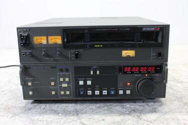 Videocassette recorder Betacam SP PVW-2650P EV-N-6408