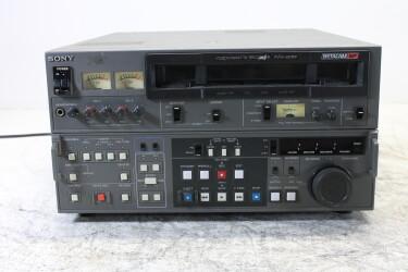 Videocassette recorder Betacam SP PVW-2800P (No. 3) EV-N-6407