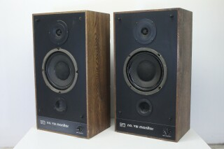 No. VIII Monitor Speaker Set VL-O-9756-z