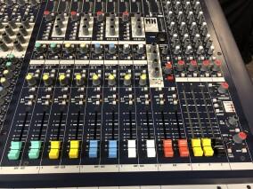 MH-2 32 Channel Mixer HVR-VL-4067 7