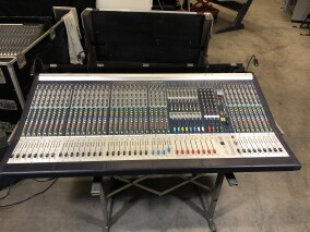 MH-3 32 Channel Mixer in Flightcase + PSU and Cables PUR-VL-4068