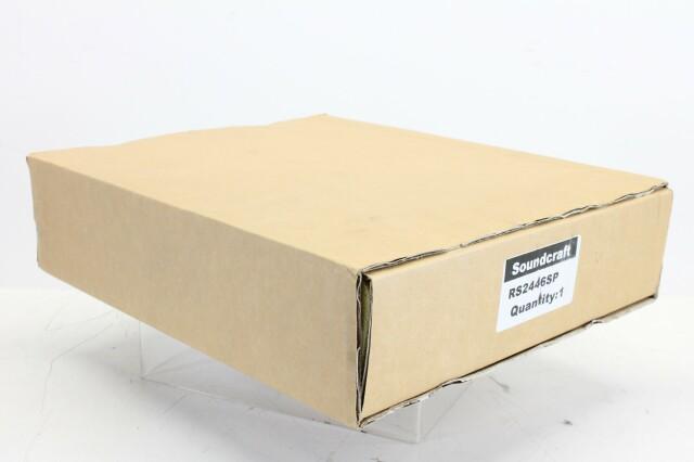 NEW SOundcraft VISB 8x AES/EBU Input Card For VI series AXL5-AXL-PL4-12830-BV