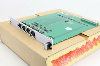 NEW SOundcraft VISB 8x AES/EBU Input Card For VI series AXL5-AXL-PL4-12830-BV 2