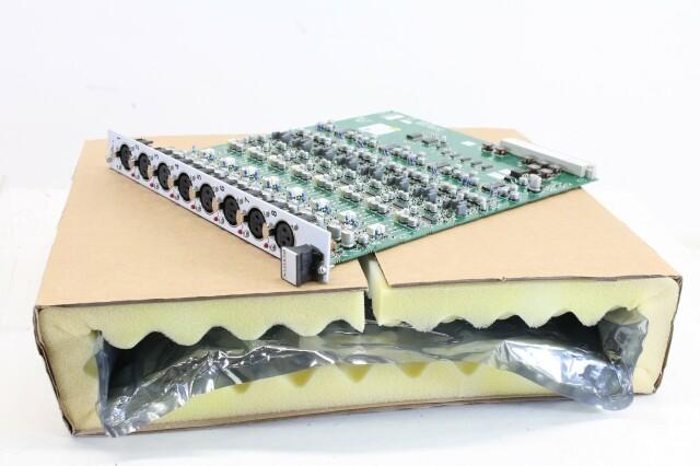 NEW Soundcraft VISB 8x Mic/Line Input card AXL5-AXL-PL4-12827-BV