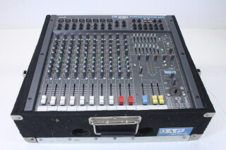 Powerstation 600 - 12 Channel Mixer With Build In Effects - In Flight case VAD-ZV-6-4905
