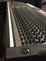 SM20 Mixing Console 40 Channels + Flightcase PUR-VL-4070 8