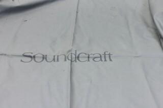 Soundcraft Console Cover 105x60x20 Cm J-8585-x 3