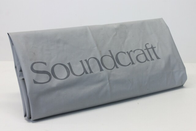 Soundcraft Console Cover 120x56x20 Cm J-8587-x