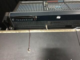 K2 40 Channel Console In Flightcase VL-11888-BV 8