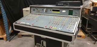 MBI Series 20 Broadcast Mixer VL-in stelling-12874-bv