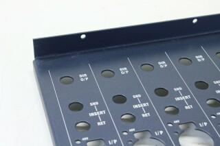 Soundcraft MH3 - 8 Channel Backplate (No.1) AXL3 O-10666-z 3