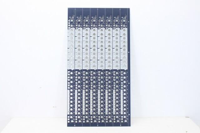 Soundcraft MH3 - 8 Channel Frontplate (No.2) AXL3 O-10665-z