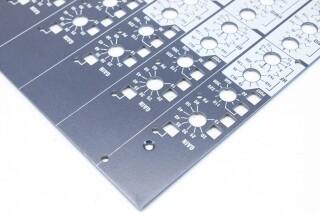 Soundcraft MH3 - 8 Channel Frontplate (No.2) AXL3 O-10665-z 6
