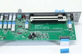 Soundcraft Series 3 Dual AUX Output - Matrix Sends Channel Strip (Incomplete) AXL3 L-10668-z 6