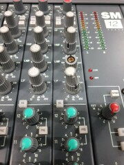SM12 40 Channel Console In Flightcase VL-11890-BV 5