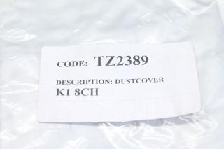 Soundcraft TZ2389 - K1 8CH Dust Cover NOS! Factory Sealed! AXL R-10302-z 3