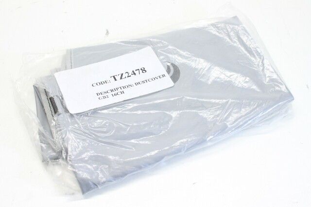 Soundcraft TZ2478 - GB2 16CH Dust Cover NOS! AXL R-10303-z
