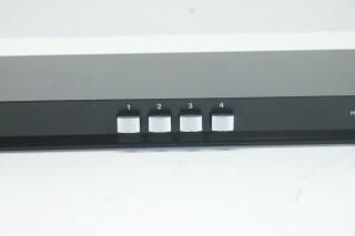 AV-Center 4 - Professional S-Video Control / S-Video, Composite Switcher S-11620-bv 4