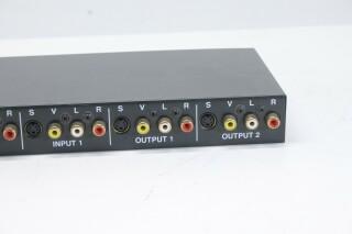 AV-Center 4 - Professional S-Video Control / S-Video, Composite Switcher S-11620-bv 8