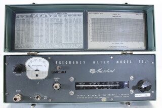 Frequency Meter Model 12L1 HEN-R-4687 NEW
