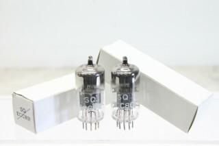 ECC801 (12AT7) O-Getter Tube - Set of 2 Tubes P-in doos-11106-z