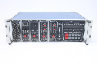 SRC SMPTE Reading Clock In Custom Wooden Case EV-ZV-6-4954 NEW