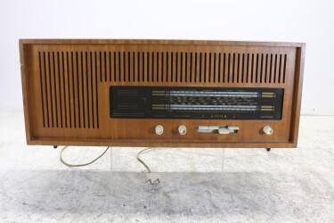 Intimo 5410 vintage tube radio 1966-1967 BLW-ORB6-6772 NEW