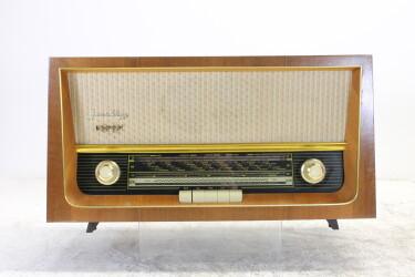 Jena 5020A vintage tube radio 1961-1962 BLW-ORB4-6755 NEW