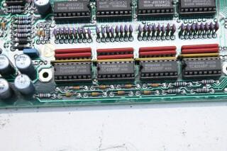 32 Ch Bus Selector Card 1.917.110.00 For Studer 990 Console (No.11) E/789-x 2