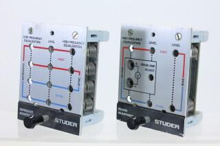A80 Record and Reproduce Adjustment Modules (No.2) EV-L-5817