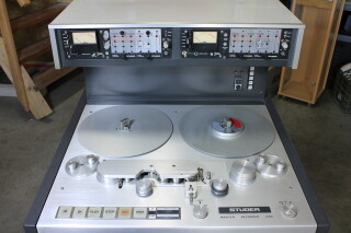 A80 MK I Stereo Mastering Recorder (Serviced) TCE-VL-4189 NEW