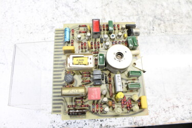 Capstan Control Card for Studer A80 - 1.080.376-11 (No.1) TDC-ZV6-DOOSJE-6649 NEW