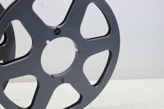 empty plastic reels - Trident locking - NAB Locking 1/4 Inch S-9846-z