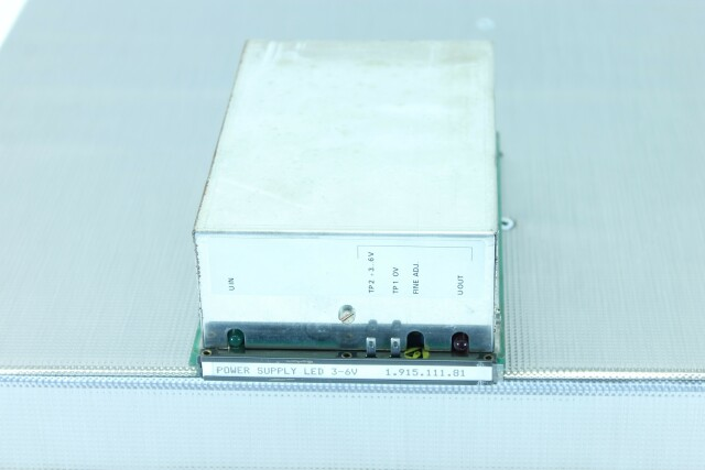 Power Supply Card LED 1.915.11.81 for Studer 990 Console no.10 VLS-6990-VOF
