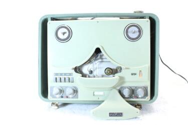 Modell F-36 Stereo Tube Tape Recorder JDH-C2-ZV-4-6661 NEW