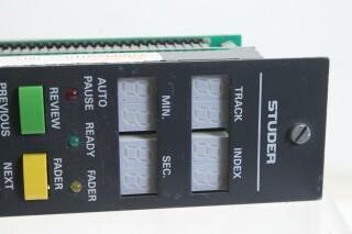 Studer D731 Controller Board 1.630.910 Module KAY E9-13786-BV 4